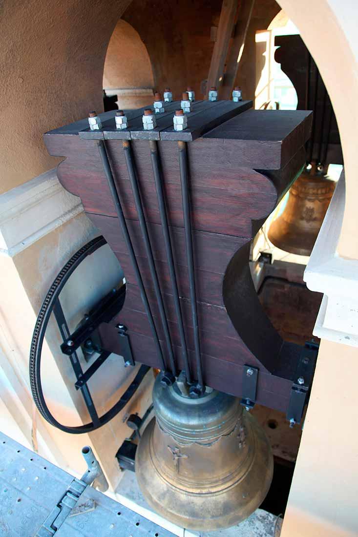 Restauración integral del campanario